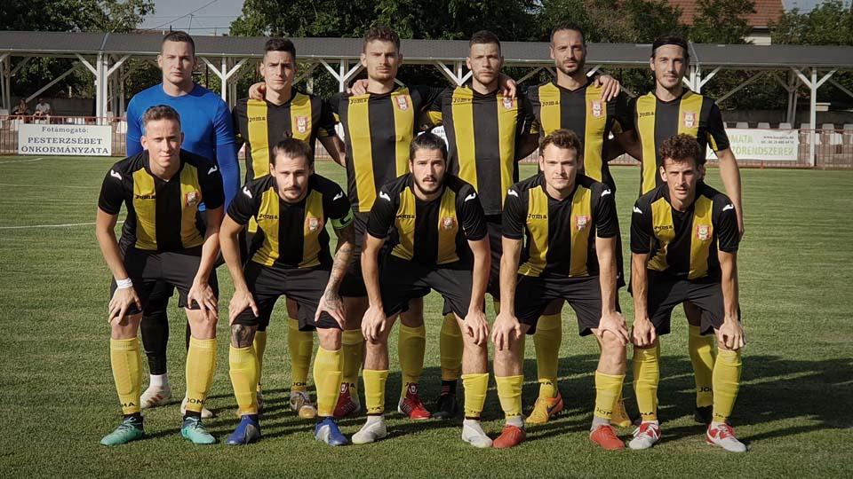 ESMTK – FC Dabas (0:3)
