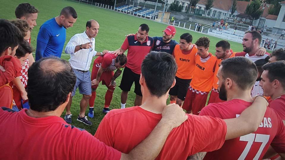 Körösladányi MSK – FC Dabas (1:1)