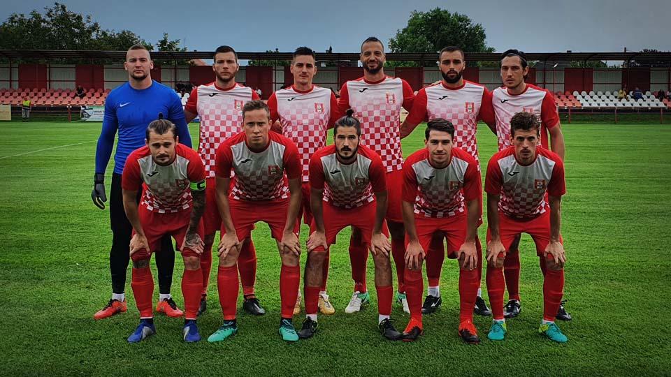 FC Dabas – Taksony SE (1:1)