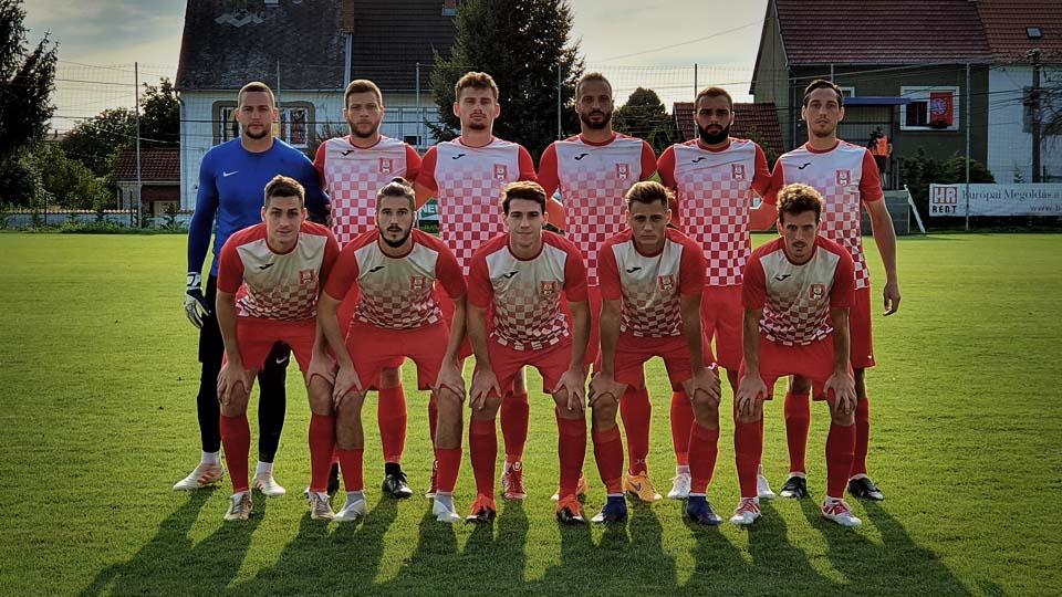 HR-Rent Kozármisleny FC – FC Dabas (0:2)