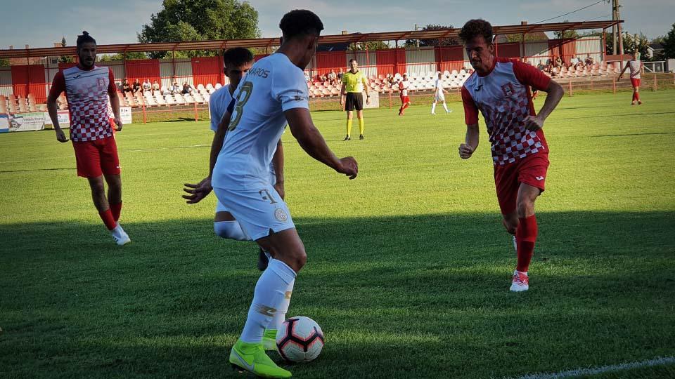FC Dabas – Ferencvárosi TC II (1:0)