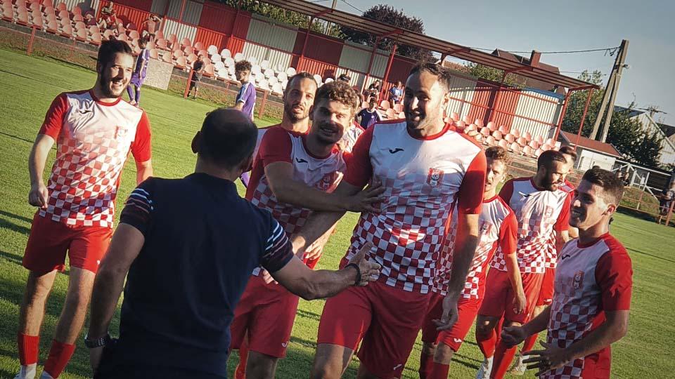 FC Dabas – Újpest FC II (2:2)