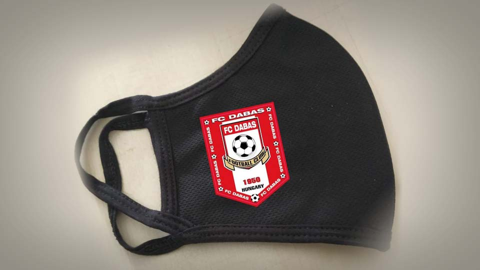 FC Dabas maszk