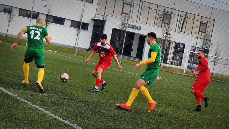 FC Dabas – Makó FC (2:2)