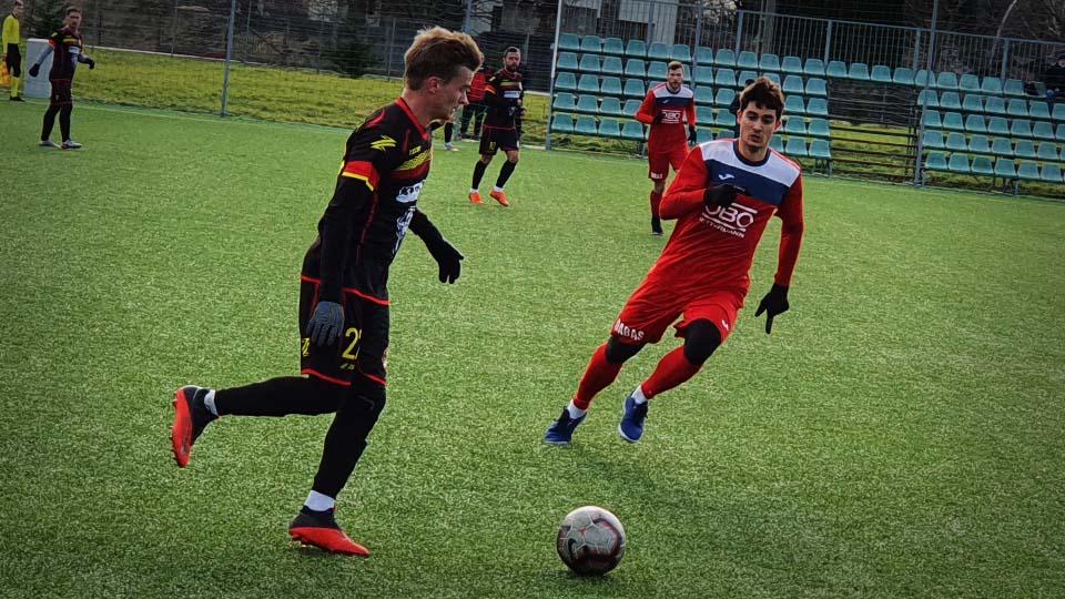 Komárom VSE – FC Dabas (1:0)