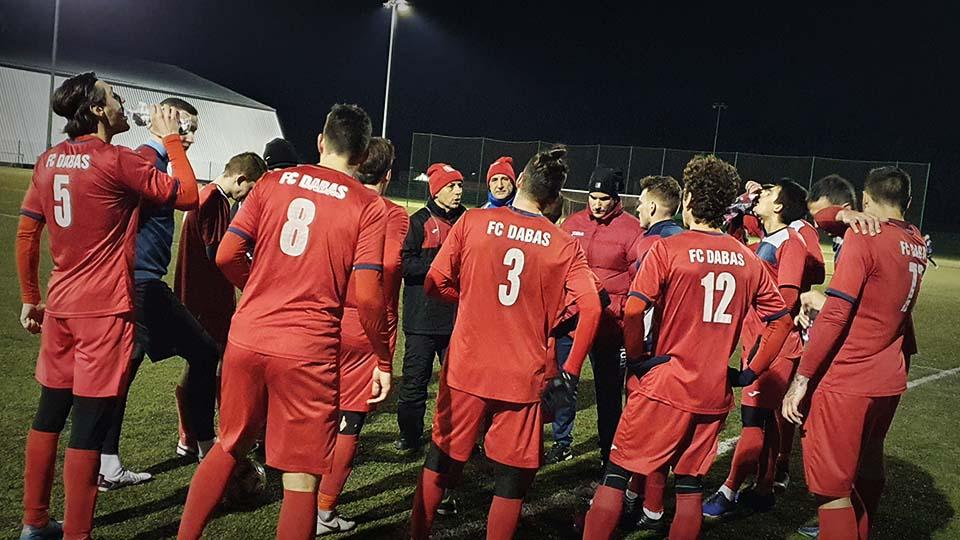 FC Dabas – Dabas-Gyón FC (2:0)