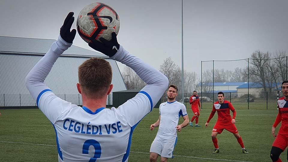 FC Dabas – Ceglédi VSE (2:4)