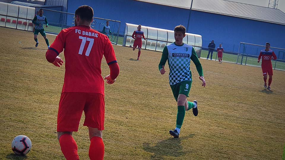 FC Dabas – Gyöngyösi AK (2:1)