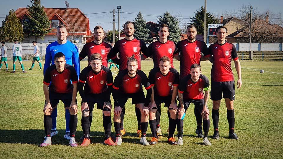 Taksony SE – FC Dabas (1:2)