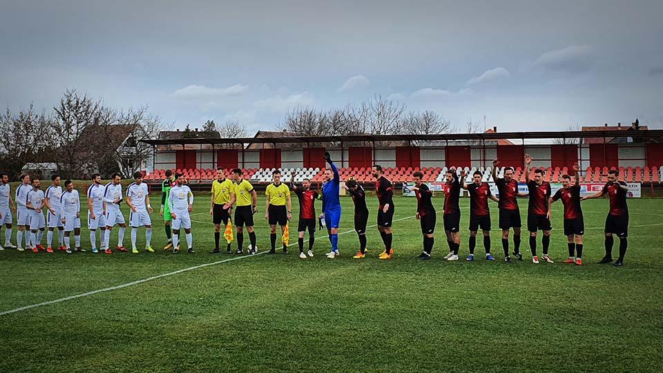 FC Dabas – HR-Rent Kozármisleny FC (3:1)