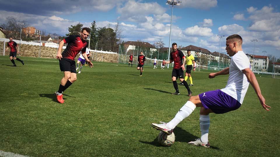 Újpest FC II – FC Dabas (1:0)