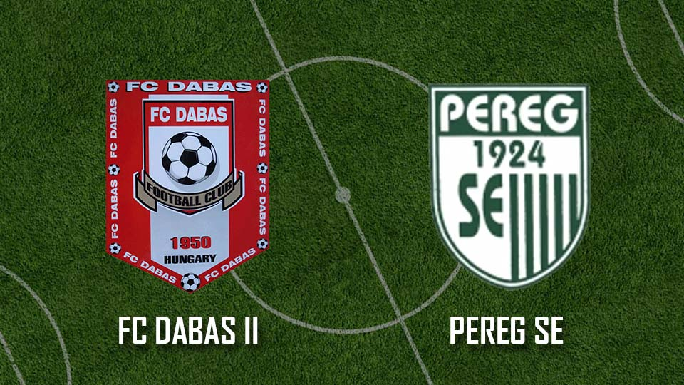 Read more about the article FC Dabas II – Pereg SE (2:3)