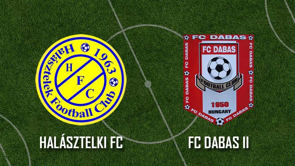 Read more about the article Halásztelki FC- FC Dabas II (2:2)
