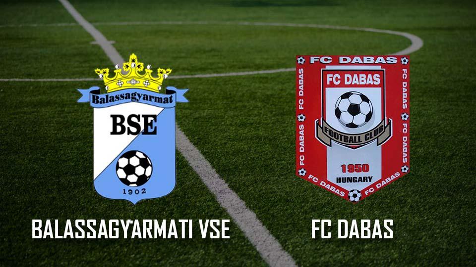 Read more about the article Beharangozó: Balassagyarmati VSE – FC Dabas